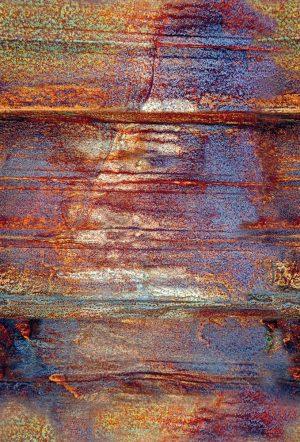 Casamance panoramic wallpaper panel Oxydemotion