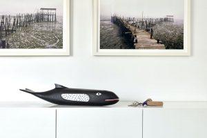 Vitra Eames House Whale