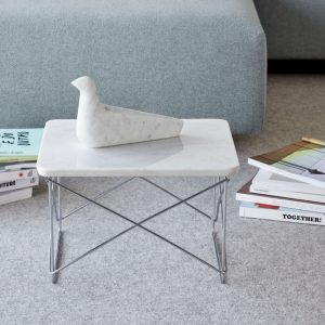 Vitra Eames Occasional Table LTR side table marble