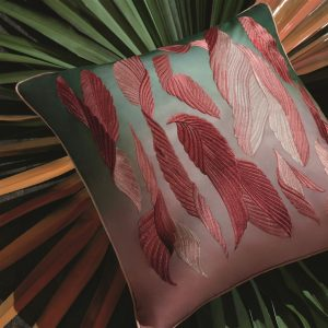 Christian Lacroix cushion Cascade Bourgeon