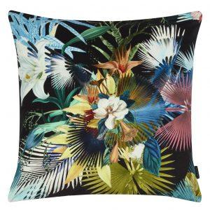 Christian Lacroix cushion Oiseau De Bengale Marais