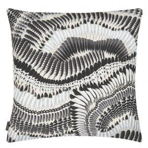 Christian Lacroix cushion Prete-Moi Ta Plume Magenta