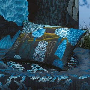 Christian Lacroix cushion Songe D-Ete Marais