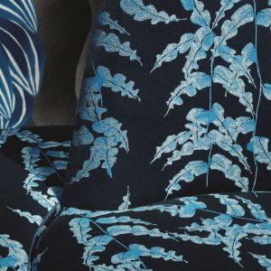 Christian Lacroix fabric Wakame Ruisseau