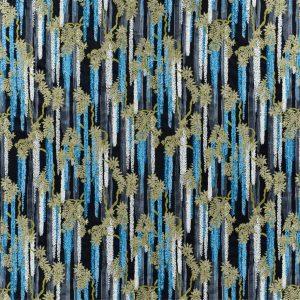 Christian Lacroix fabric Wisteria Alba Ruisseau