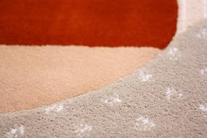 My Friend Paco floor and wall rug Sunset
