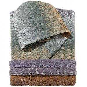 Missoni Home bathrobe Yaco 165