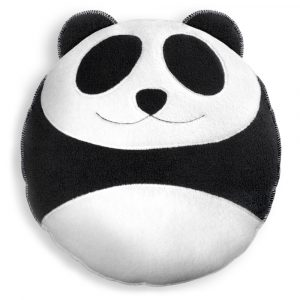 Leschi cuddly cushion Wang the Panda