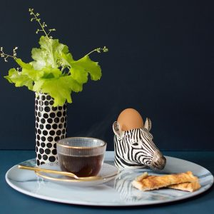 Quail Ceramics egg cups Wildlife - set of 3